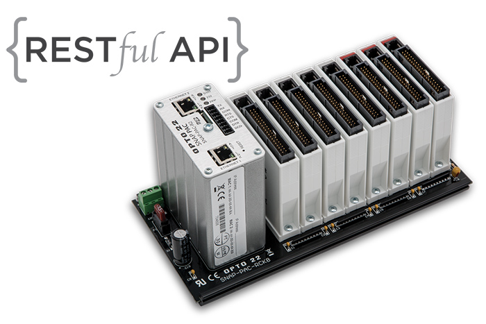 Getting Started with the PAC Control REST API for SNAP PAC | Opto 22
